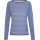 Craghoppers NosiLife Erin Longsleeve Top Women Night Blue Combo
